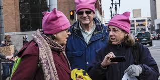 Putnam Collecting pussy hats for posterity