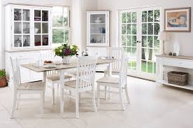 dining tables white washed wood table for florence extending