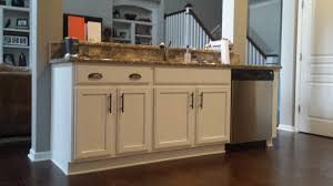 Alabaster White Kitchen Cabinets Phoenix Refinishing In Charlotte North Carolina