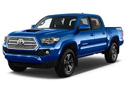 2017 Toyota Tacoma Review, Ratings, Specs, Prices, and Photos ...