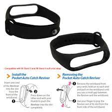Brook for Pocket Auto Catch Reviver for Pokemon Go Plus Autocatch Bracelet  Wristband Pokestop Compatible for Mi 3/4 Wrist Strap|Replacement Parts &  Accessories