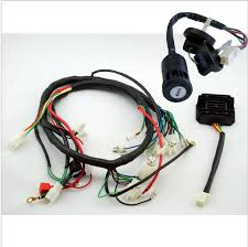 online get cheap lifan wiring harness aliexpress com alibaba group 250cc key rectifier barrel quad wiring harness 200 250cc chinese electric start loncin zongshen