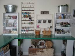 martha stewart craft room40 room