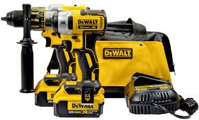dewalt impact driver. dewalt 20v max* xr lithium ion brushless premium hammerdrill and impact driver combo kit dck296m2