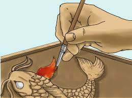Wood Carving Dremel How To Carve Wood With A Dremel Tool 12 Steps With Pictures