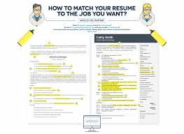 how to write a resume and tailor it to job description