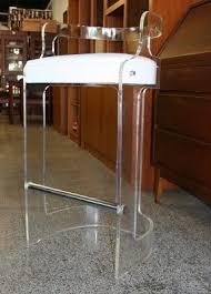 Mid century modern bar stool