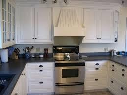 kitchen ideas white cabinets black countertop. Excellent Black And White Kitchen Ideas Cabinets Countertop -