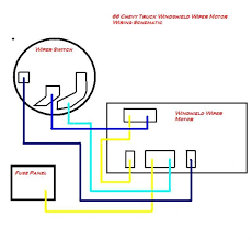 1964 colored wiring diagram the 1947 present chevrolet gmc attached images
