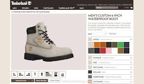 Design Your Own Boots Coloring A Timberland Shoes Timberlands Shoes Make Your