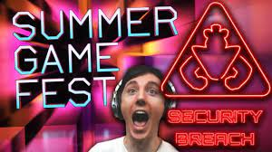 JUNE 10TH... MARK YOUR CALENDARS! FNAF SECURITY BREACH NEWS INCOMING... -  YouTube