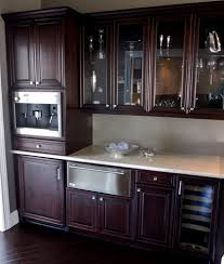 Kitchen Cabinets Sacramento Espresso Cabinets With Granite Kitchen Modern With Columbia