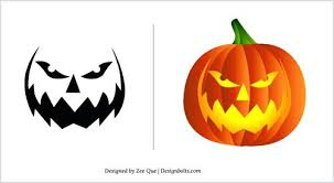 Halloween Carving Patterns Beauteous Halloween Carving Patterns Halloween Pumpkin Carving Patterns Dragon
