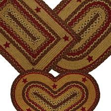 kitchen small braided throw rugs braided rug white black braided area rugs country braided area