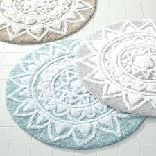 large round bathroom rugs most splendid round bath rugs oval large bathroom mats extra long in