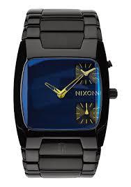 banks men s watches nixon watches and premium accessories banks black cosmo