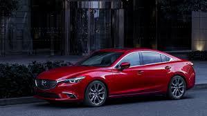 2018 Mazda 6 Sedan Car Red Color 4k Uhd Wallpaper 2018