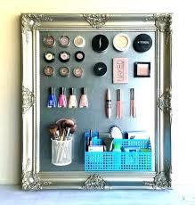 wall mounted makeup organizer makeup wall organizer white wall mounted countertop makeup organizer vanity