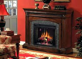house propane ventless fireplace insert vent free gas logs reviews with regard to home depot designs 1