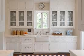 Mirror Backsplash In Kitchen Kitchen Narrow Gray Kitchen With Mirror Backsplash Also One Hole