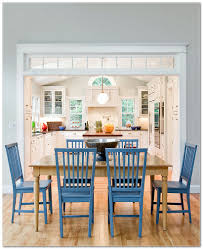 aesthetic old charm home interior design traditional kitchen boston listed in blue wooden kitchen chairs
