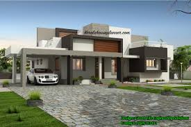 Small Picture Contemporary Kerala House Design at 1955 sqft Idukki