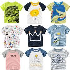 Loozykit/Летняя детская <b>футболка</b> для мальчиков <b>футболки</b> с ...