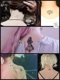 Tatuaggi Quelli Fashion Sono Piccoli Le Stanze Della Moda