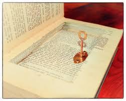 make an old book a super secret book safe