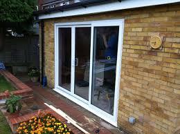 Uye Home Glass Sliding Patio Doors anderson bifold patio doors