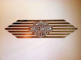 Harley Davidson Signs Decor Wall Art Decor Ideas Vintage Antique Harley Davidson Wall Art 8