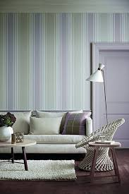 Small Picture Chic Stripes Wallpaper For A Tasteful Interior Design Fresh