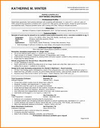 8 Resume For Experienced Engineer Forklift Resume