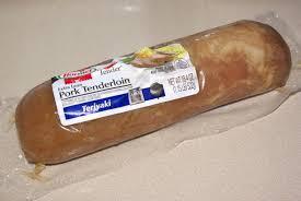 hormel extra lean pork tenderloin teriyaki