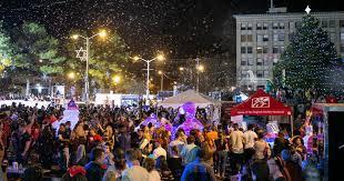 Alexandria Festival Of Lights 2018 Home Alexandria Winter Fete