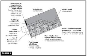 architectural shingles installation. How Install Shingles Professional Depict Architectural Justsingitcom Installation S