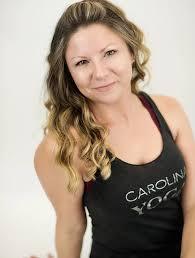 Christin Carter   carolinayoga