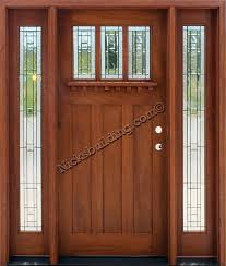 mission style front doorarts and crafts doors Craftsman style doors  mission style doors