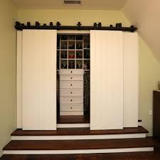 sliding bypass door track kit bypass barn doors rolling door hardware
