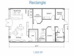 Chiropractic Office Floor Plan Multi Doctor Office Physical Doctor Office Floor Plan