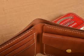 bole gear full grain leather wallet for men handmade in india in indian brand