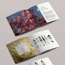 catalog template free 21 striking square brochure template designs web graphic