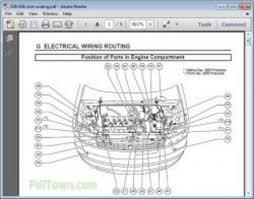 famous car manual toyota scion xb 2006 electrical wiring diagram