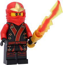 Amazon.com: Lego Ninjago 2013 Kai Minifigure Final Battle Suit : Toys &  Games