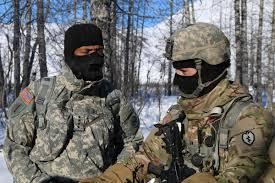 Army Issues Rules For Winter Weather Gear And New Camo