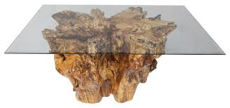 spalted sycamore tree stump coffee table tree stump coffee table m66