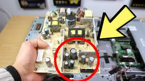 Lg Tv Red Light Keeps Blinking How To Repair A Tv That Wont Turn On How To Repair A Tv Power Supply Tv Red Light Blinking