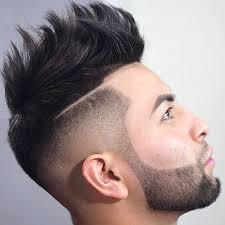Hairstyles For Men To The Side 100 Best Mens Hairstyles New Haircut Ideas