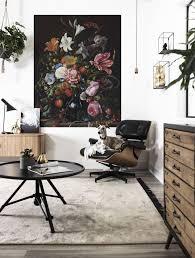 Kek Bloemen Behang Dreamy By Magazijnshopper In 2019 Flower