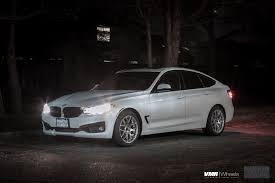 Alpine White BMW 3 Series Gran Turismo Gets Sporty